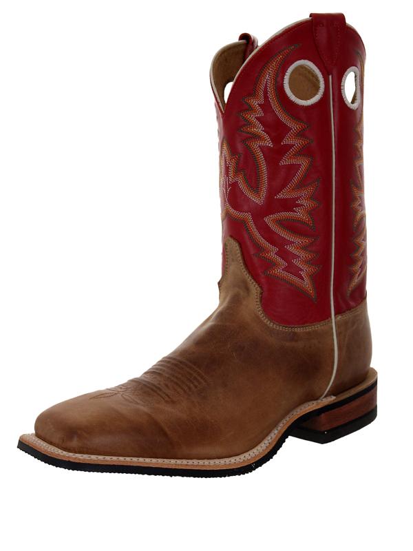 justin-mens-western-america-tan-boots