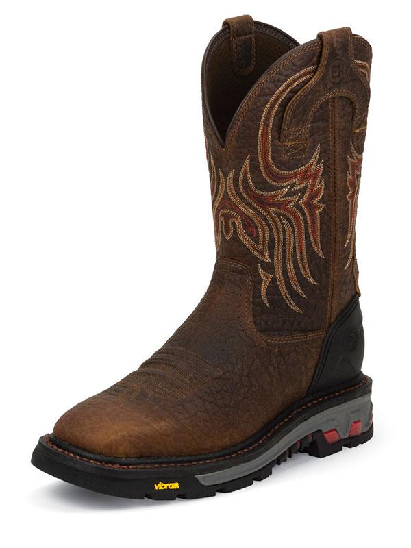 justin-tumbled-mahogany-brown-buffalo-boots-mbjbwk2110