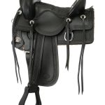 15.5inch to 17.5inch King Series Old Time Trail Rider Saddle 792