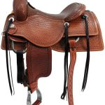 Martin Saddlery Working Cowhorse Saddle