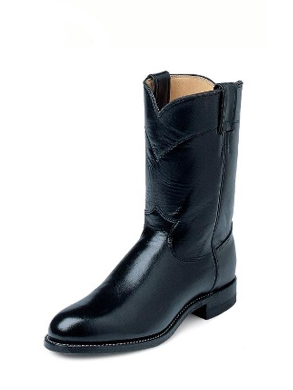 mens-justin-boots-black-kipskin