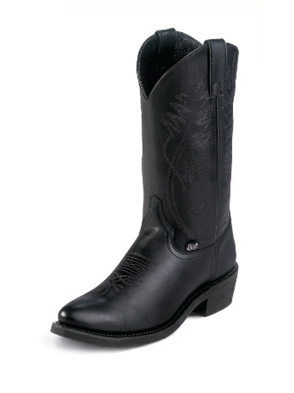 mens-justin-boots-farm-ranch-black-cow