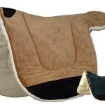 microsued-saddle-pad