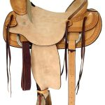 16inch Billy Cook Ranch Mule Saddle 2280