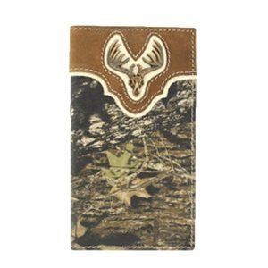 nocona-camo-deer-skull-wallet