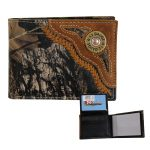 Nocona® Camouflage Bi-fold Wallet N54442222