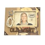 Old West Picture Frame 94590