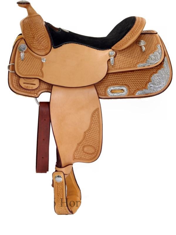 pleasure-reiner-saddle