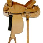 15inch 16inch Dakota Pleasure Saddle 900j
