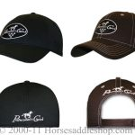 Professionals Choice Baseball Caps Black or Chocolate BCPC