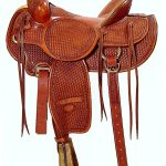 Billy Cook High Country Rancher Saddle 2175