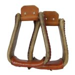 Billy Cook 3inch Deep Roper Stirrups