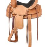 12inch 13inch Royal King Dalton Youth Roper Saddle 125