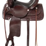 15.5inch 16.5inch Royal King Dawson Trail Saddle 915 916