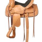 12inch to 13inch Royal King Frisco Youth Roper Saddle 126