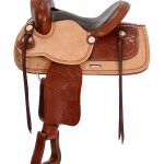 12inch to 13inch Royal King Jr. Premier Youth Saddle 932 933