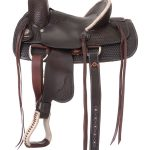 12inch 13inch Royal King Liberty Youth Roper Saddle 123