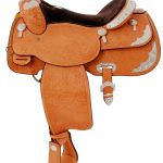 16inch Billy Cook Close Contact Show Saddle 2098