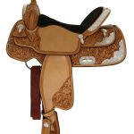 14inch to 16inch Billy Cook Silver Barrel Racer 2000