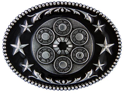 six-shooter-belt-buckle