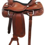15inch 16inch 17inch Rocking R Team Penning Saddle 990
