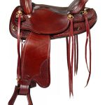 17inch Big Horn Tennessee Walking Horse Saddle 1700
