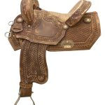 14inch 15inch Tex Tan Old Tuscon Racer Barrel Saddle 292235