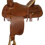 16inch 17inch Tex Tan Prescott Ranch Saddle 292803