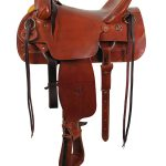 16inch The Sagebrush Rider All Around Saddle by Colorado Saddlery 100-632