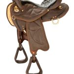 15inch to 17inch The Tennessean Plush Lite Endurance Saddle 7915