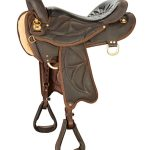 15inch to 17inch Tennessean Plush Lite Saddle 7916