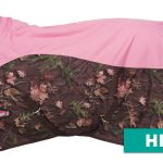Tough Timber Camo Waterproof Turnout Blanket_ Med/Heavy