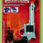 West Bull-Puncher Toy Gun