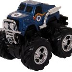 Bigtime Rodeo Blue Monster Truck – Nightmare