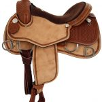 15inch 16inch 17inch Rocking R Training Saddle 2387