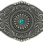 turquoise-desert-mesa-flower-belt-buckle