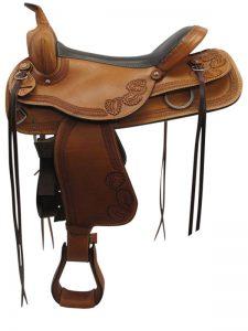 used-american-saddlery-wide-trail-saddle-usam3368
