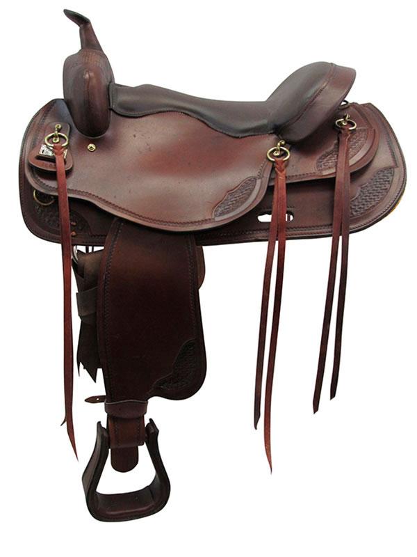 used-big-horn-draft-horse-saddle-usbh3388