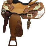 used-big-horn-show-saddle-usbh3057