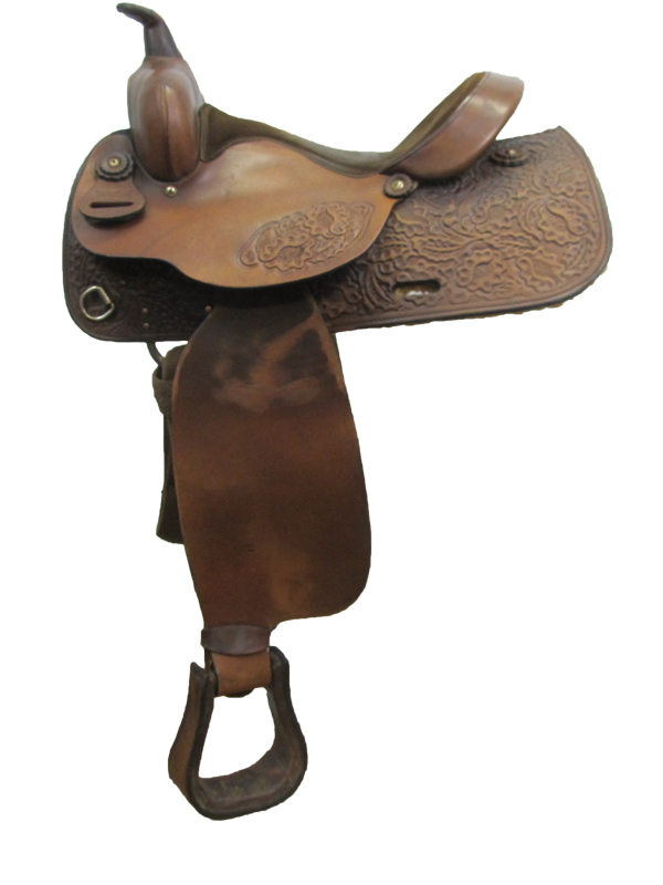 used-big-horn-trail-saddle-usbh3063