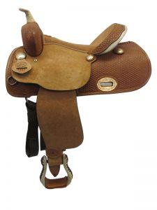 used-big-horn-wide-barrel-saddle-usbh3365
