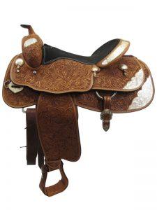 used-billy-cook-greenville-wide-show-saddle-usbi3364