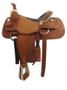 used-billy-cook-wide-roper-saddle-usbi3355