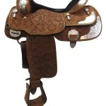 16inch Used Billy Cook California Wide Show Saddle 9014