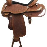 16inch Used Circle Y Show Saddle 2862