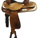 15inch Used Circle Y Show Saddle 3660
