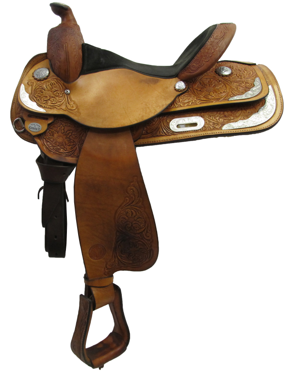 used-circley-show-saddle-uscy3176