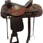 16inch Used Circle Y Trail Saddle 3103