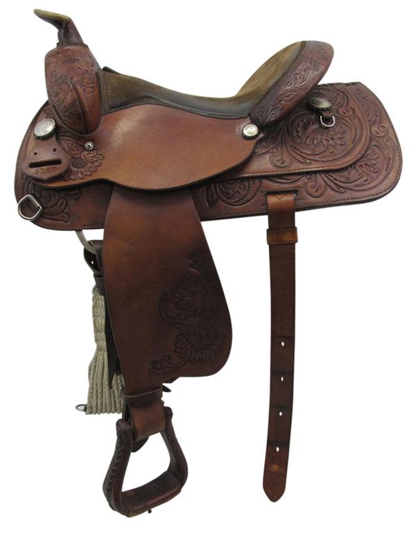 used-custom-medium-trail-saddle-uscu3395