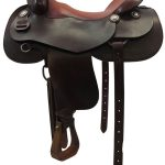 17inch Used Pards Custom Wide Reiner Saddle
